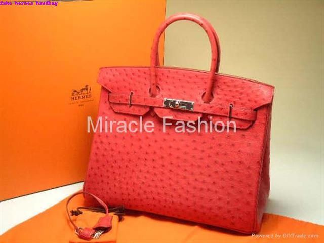 Fake Hermes Handbag